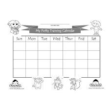 Dora Potty Training Chart Black White Potty Training
