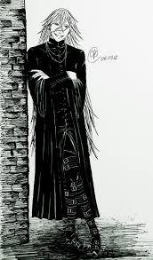 Undertaker, fanart showing all images tagged undertaker and fanart. 99 666 Black Butler Cyberrosie Undertaker Fan Art By Cyber