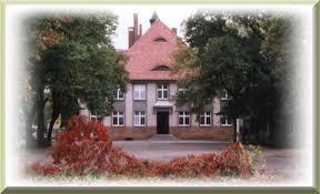 Uczniowie w szkole - Gimnazjum W Kobylinie, Kobylin