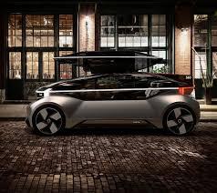 Auto Mobile Office Volvo 360c Autonomous Concept Car Transforms Into A Sleeping