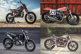 street trackers and supermotos of 2019