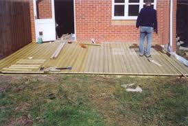 Small Picture Garden Decking Designs Zampco