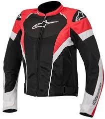 alpinestars stella t gp plus r air las jacket women s clothing textile motorcycle black white red alpinestars jackets various colors