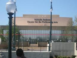 Mahalia Jackson Theater For The Performing Arts Seating Chart Nice Venue But Bathrooms Taxis Review Of The Mahalia