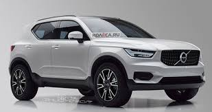 2018 volvo xc40. simple volvo here are more pictures of it testing in the snow with 2018 volvo xc40