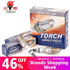 Us 42 47 4packs 6packs China Original Torch Spark Plugs Silznar6d9 Yh6raiu In Spark Plugs Glow Plugs From Automobiles Motorcycles On Aliexpress