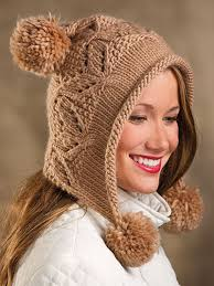 Knitted Hood Pattern
