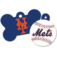 dodger dog logo. new york mets dog id tag dodger logo