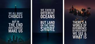 Quote Posters Magnificent Bioshock Quote Posters On Behance