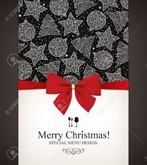 special christmas menu design royalty cliparts vectors and special christmas menu design stock vector 14957862