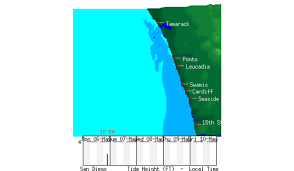 57 Curious Del Mar Tide Chart