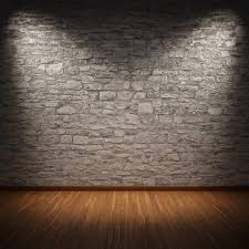2019 5x7ft vinyl digital old gray brick wall wood floor stage backdrop photography studio background from zhyd73 17 96 dhgate com