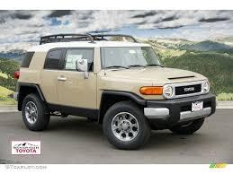2011 Quicksand Toyota Fj Cruiser 4wd 48520069 Gtcarlot