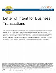 how to open a business letter letter of intent letter of intent to open a business best of