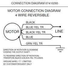4 Wire Ac Motor Wiring Diagram 2 Speed Fan Motor Wiring Diagram