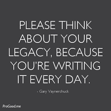 Quotes About Legacy Left Behind 40 Quotes Adorable Legacy Quotes