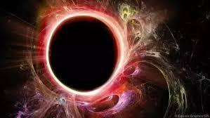 black hole essay on holes