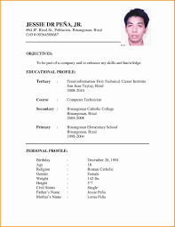 Dentist Resume Samples Resume Sample Pdf India Pdf Of Resume Format Resume Templates Design