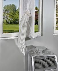 Sichler Haushaltsgeräte Klimaanlage Auslass Abluft