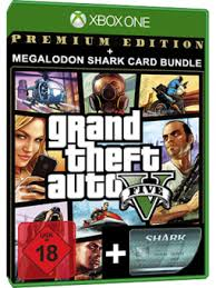 The biggest predator in history. Gta 5 Premium Edition Megalodon Card Xbox One Mmoga