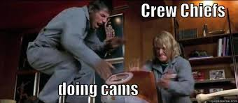 cams crew chiefs - quickmeme via Relatably.com