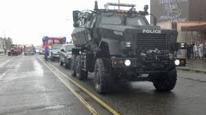 Why do small police departments need 18-ton armor-plated ...