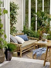 bloomingville sole outdoor sofa natural