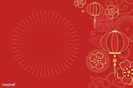 Vintage chinese new years day background. Download Premium Vector Of Chinese New Year 2019 Greeting Background 555236 Chinese New Year Background Vector Free Chinese Background