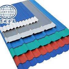 ppgl colored zinc corrugated galvanized roofing steel sheet