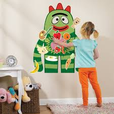 Yo Gabba Gabba Bedroom Decor Creative Design