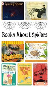 16 fiction and nonfiction books about spiders through to see the full list with