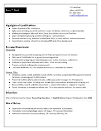 Resume For Job Seeker With No Experience Business Insider Finance