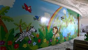 kid friendly wall art
