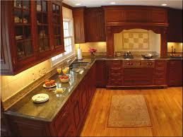 rustic cherry kitchen cabinets.  Kitchen Image Of Rustic Cherry Kitchen Cabinets Throughout I