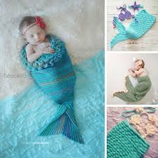Crochet Mermaid Tail Pattern Free Mesmerizing 48 SuperSweet Crochet Baby Mermaid Tail Patterns Everyone Will Adore