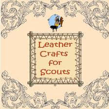 scout crafts leather supplies