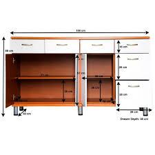 Standard Kitchen Dimensions Standard Cabinet Door Sizes