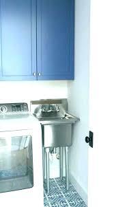 Utility Sink Backsplash Impressive Design
