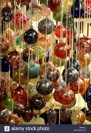 Christmas decorations for sale along the Great Smoky Arts & Crafts  Community, 8 mile loop, Gatlinburg, Tennessee