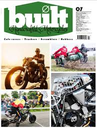 built magazine handcrafted custom motorcycles