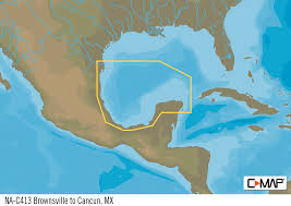 Up To Date Depth Charts C Map Nt Wide Brownsville Tx Cancun Mexico