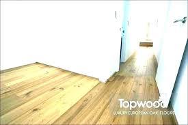 hardwood flooring cost installation per square foot sq ft installed wood c