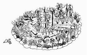 Small Picture Constructing a circular vegetable garden