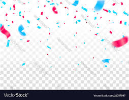 Celebrate Banner Celebrate Banner Party Flags With Confetti
