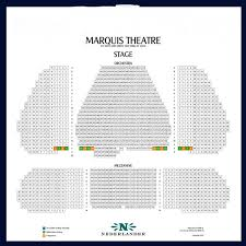 Marquis Theatre Seating Chart Marquis Theatre Theatregold Database