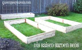 how to make a raised garden. Diy Raised Planter Beautiful How To Make Garden Beds Unique Making Bed A