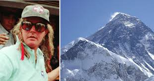 Survivor Of 1996 Everest Disaster Dies After Falling Down The Stairs