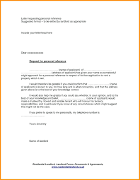 Template Tenant Reference Letter Template Certification Apartment