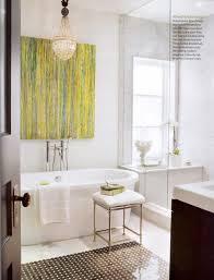 Trending in Bathroom Decor: Eye-Catching Artwork – Rotator Rod