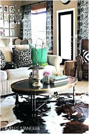 large cowhide rug cowhide rug decor cowhide rug living room ideas best cowhide rug decor ideas
